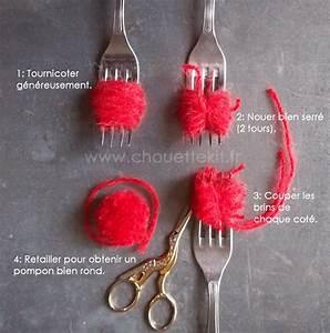 Faire Un Pompon Avec De La Laine : diy tuto tapis de pompons en laine blog d co clem ~ Zukunftsfamilie.com Idées de Décoration