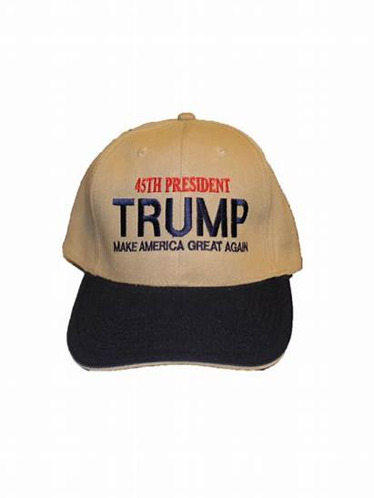 Trump Hat 45th Navy President Khaki Hats
