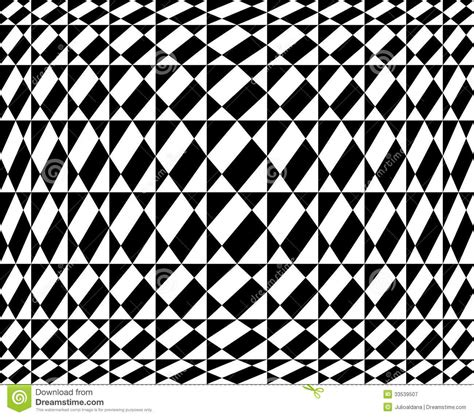 geometric pattern  op art design vector art stock