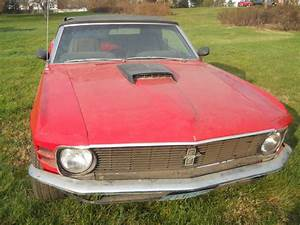 1970 FORD Mustang Original 302 V8 Convertible Restoration Project CAR for sale