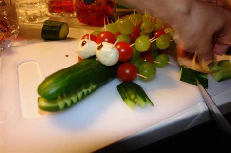 tiere aus gemuese und obst fotoalbum kochen rezepte bei