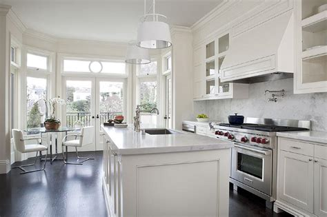 white or cream kitchen cabinets cream kitchen cabinets with white marble countertops