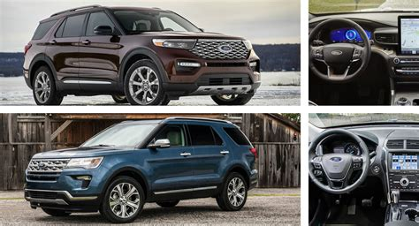 ford explorer compare