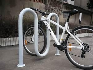 Steel Wave Bike Rack