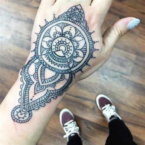 gorgeous  mandala tattoo ideas meanings