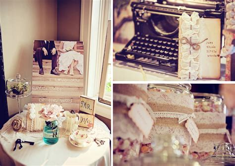 vintage shabby chic wedding decor registration table on pinterest shabby chic weddings