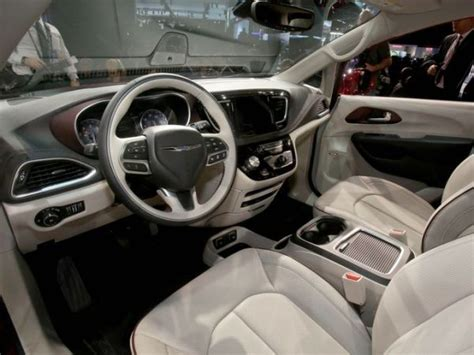 chrysler town country release date price specs