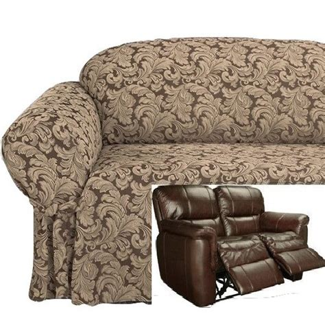 Slipcovers For Loveseat Recliners 17 best images about slipcover 4 recliner on