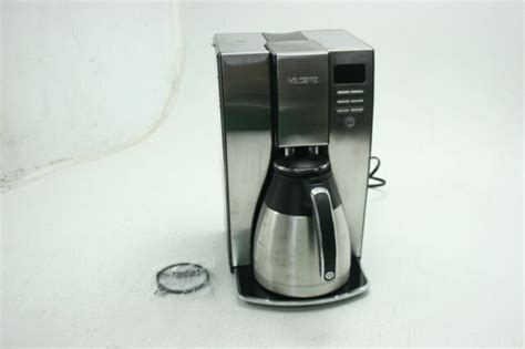 The bad the coffee the mr. Mr. Coffee BVMC-PSTX-DIS 10 Cup Coffee Maker - Black for ...