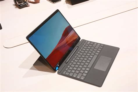 two new surface pro tablets just debuted at microsoft s annual announcement event cnet