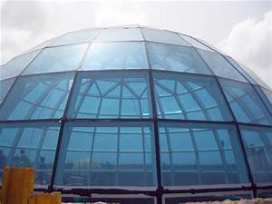 Unique Design Low Cost Hollow Laminated Glass Dome House ...