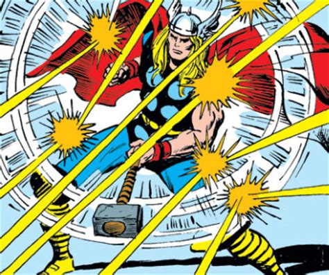 thor complete powers marvel universe wiki the