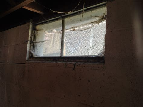 Problem Basement Storm Windows