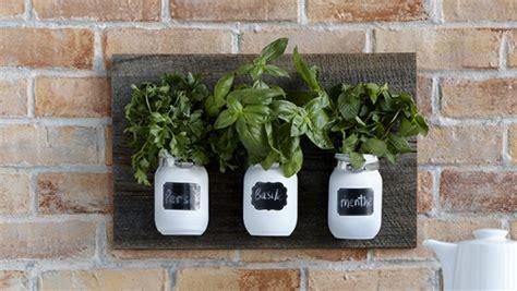 cr 233 ez vos propres pots pour fines herbes
