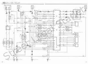 Toyota Starlet Gt Ep82 Wiring Diagram