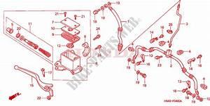 2001 Trx 350 Engine Diagram : front brake master cylinder for honda fourtrax rancher 350 ~ A.2002-acura-tl-radio.info Haus und Dekorationen
