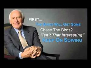 Jim Rohn The Story of the Sower - YouTube