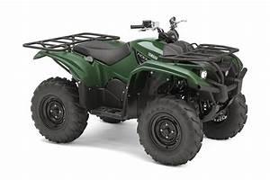 2018 Yamaha Kodiak 700 Utility Atv