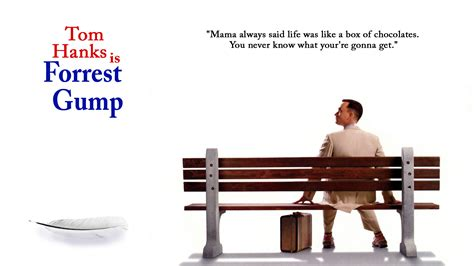 Sitting On The Bench Waiting For You by Movie Review Forrest Gump The Ramblingstone