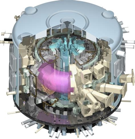 Breakthrough One Step Closer Nuclear Fusion Power Station