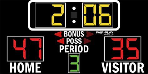 Bb15004  Fairplay Scoreboards