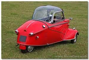 Bubble Car Messerschmitt KR200