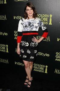 Lizzy Caplan: 2015 Golden Globe Award Season -03 - GotCeleb