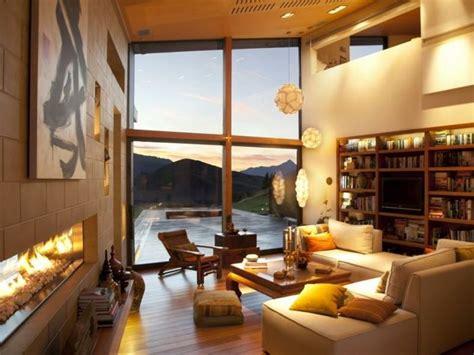 Gemutlich Wohnzimmer Beleuchtung by Warme Beleuchtung Wohnzimmer Einrichten Ideen