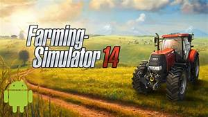 Farming Simulator 14 - Android - Hd Gameplay Trailer