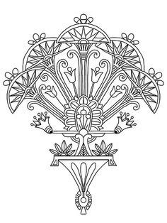 1000+ images about line art 4 on Pinterest | Embroidery Patterns, Coloring Pages and Flower