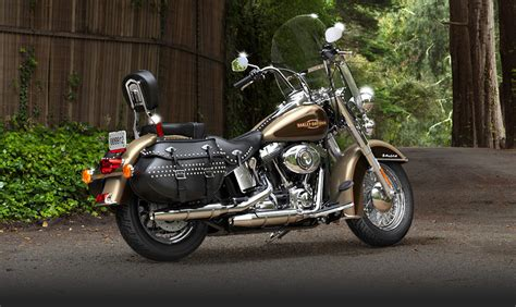 2014 Harley Davidson Heritage Softail Classic Review
