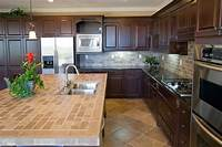 tile counter tops 20 Pictures of Simple Tile Kitchen Countertops | Home ...