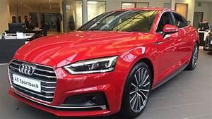 Audi A5 Sportback 2018 : 2018 new audi a5 sportback exterior and interior review youtube ~ Maxctalentgroup.com Avis de Voitures
