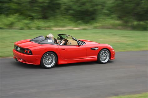 Panoz Releases Full Images for 25th Anniversary Edition ...
