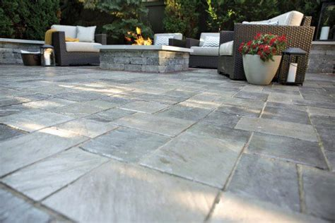 Unilock Patio Pavers - patio pavers for modern landscape designs unilock