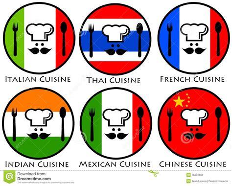 cuisine du monde image libre de droits image 35237606