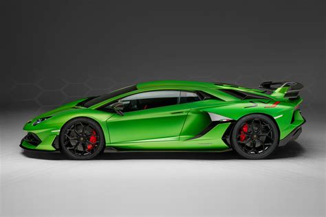 2019 s top 10 tech cars lamborghini aventador svj ieee