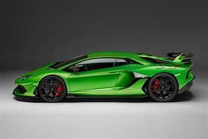 2019's Top 10 Tech Cars: Lamborghini Aventador SVJ - IEEE ...  Lamborghini