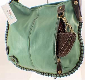 Chala Purse Handbag Leather Hobo Cross Body Convertible