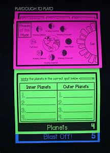 Outer Space Activity Pack - The Stem Laboratory