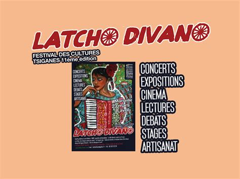 Latcho Divano - r 233 alisations projets ti e ger communication