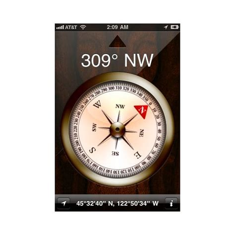 how to use iphone compass tips for using the iphone s compass and employing it in