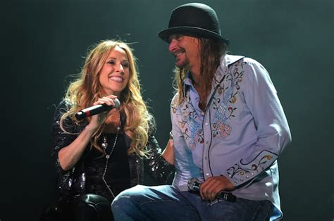 Picture Kid Rock Featuring Sheryl Crow: Kid Rock, Sheryl Crow Announce Summer Tour