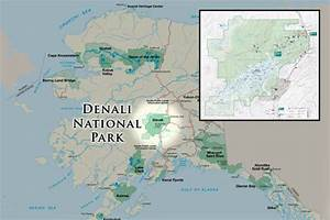 Denali National Park, Photos and information about Alaska