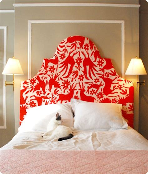How To Make A Cloth Headboard by 34 Diy Headboard Ideas