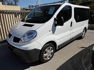Renault 9 Places : renault trafic blanc 9 places mitula voiture ~ Gottalentnigeria.com Avis de Voitures