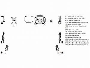 2015 Chevrolet Silverado Dash Kits