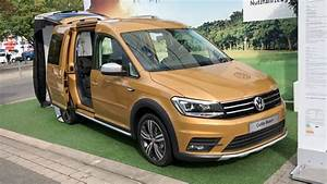 Vw Caddy Alltrack Camper : volkswagen caddy beach 2016 in detail review walkaround ~ Jslefanu.com Haus und Dekorationen