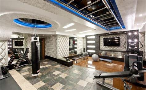 fitnessstudio zuhause modern gestalten freshouse