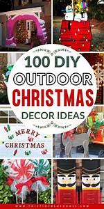 100, Best, Festive, Top, Outdoor, Christmas, Decor, Ideas